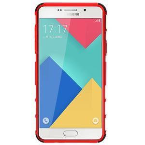 Outdoor odolný kryt na mobil Samsung Galaxy A5 (2016) - oranžový - 5