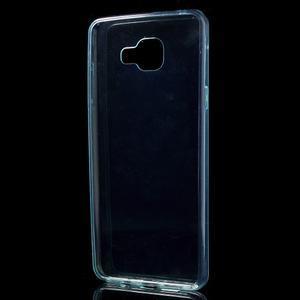 Ultratenký slim gelový obal na Samsung Galaxy A5 (2016) - světlemodrý - 5