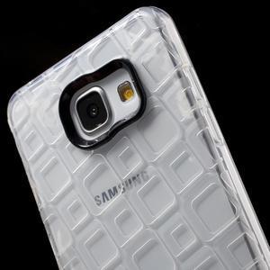 Square gelový obal na mobil Samsung Galaxy A5 (2016) - transparentní - 5