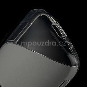 Transparentní s-line gelový kryt na Samsung Galaxy K Zoom C115 - 5