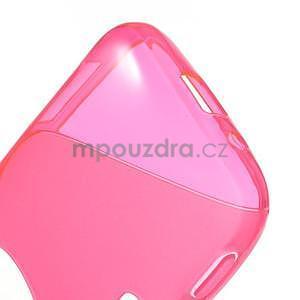 Rose s-line gelový kryt na Samsung Galaxy K Zoom C115 - 5