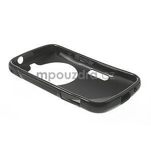 Černý s-line gelový kryt na Samsung Galaxy K Zoom C115 - 5