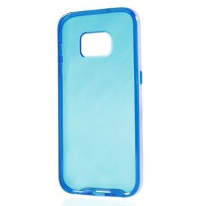 Dvoudílný obal na mobil Samsung Galaxy S7 - modrý - 5