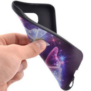 Jells gelový obal na Samsung Galaxy S7 - kouzelní motýlci - 5