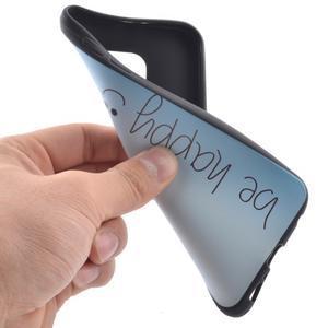 Jells gelový obal na Samsung Galaxy S7 - be happy - 5