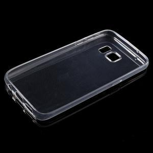 Ultratenký gelový obal na mobil Samsung Galaxy S7 - transparentní - 5