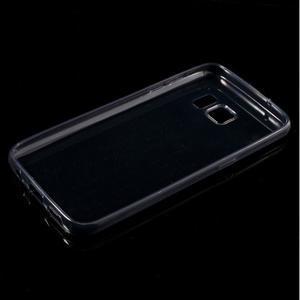 Ultratenký gelový obal na mobil Samsung Galaxy S7 - šedý - 5