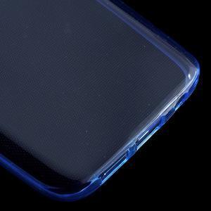 Ultratenký gelový obal na mobil Samsung Galaxy S7 - modrý - 5