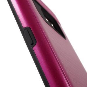 Dvoudílný odolný kryt na Samsung Galaxy S7 - rose - 5