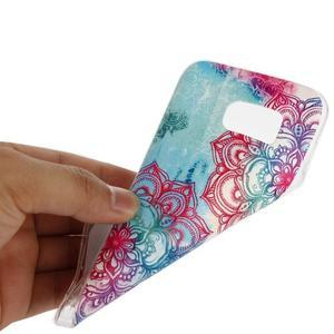 Pictu gelový obal na mobil Samsung Galaxy S7 - lotus - 5