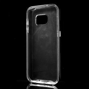 Dvoudílný obal na mobil Samsung Galaxy S7 - černý - 5