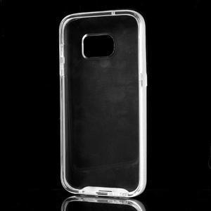 Dvoudílný obal na mobil Samsung Galaxy S7 - transparentní - 5