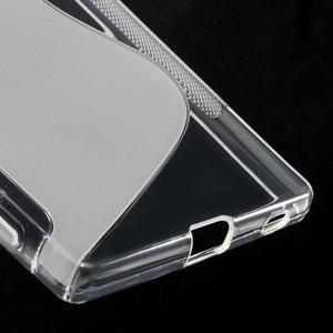 Sline gelový kryt na mobil Sony Xperia Z5 - transparentní - 5