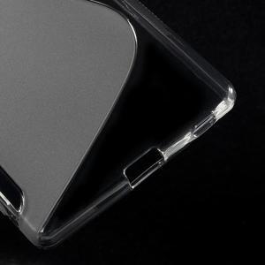 Sline gelový kryt na mobil Sony Xperia Z5 - šedý - 5