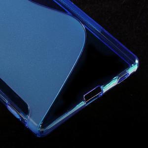 Sline gelový kryt na mobil Sony Xperia Z5 - modrý - 5