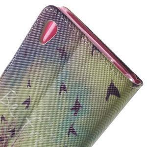 Lovely pouzdro na mobil Sony Xperia Z5 - ptáčci - 5