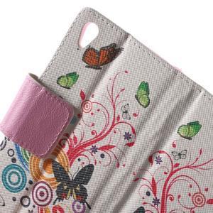 Lovely pouzdro na mobil Sony Xperia Z5 - kouzelní motýlci - 5