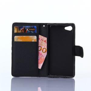 Sand pouzdro na mobil Sony Xperia Z5 Compact - žirafy - 5