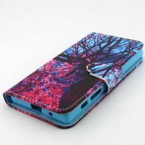 Kelly pouzdro na mobil Sony Xperia Z5 Compact - větve stromu - 5