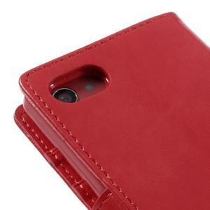 Bluemoon PU kožené pouzdro na Sony Xperia Z5 Compact - rose - 5