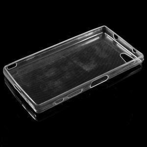 Ultratenký gelový obal na mobil Sony Xperia Z5 Compact - transparentní - 5