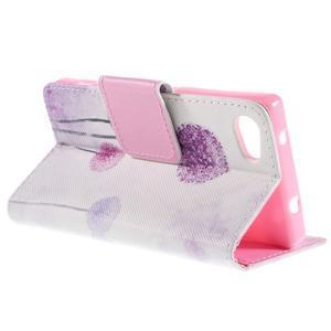 Diary peněženkové pouzdro na Sony Xperia Z5 Compact - pampelišky - 5