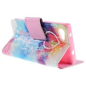 Diary peněženkové pouzdro na Sony Xperia Z5 Compact - dream - 5