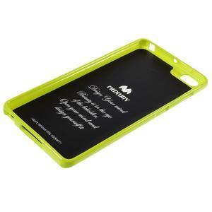 Jells gelový obal na mobil Xiaomi Mi Note - zelený - 5