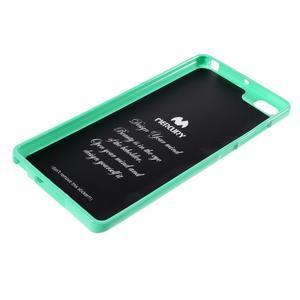 Jells gelový obal na mobil Xiaomi Mi Note - azurový - 5