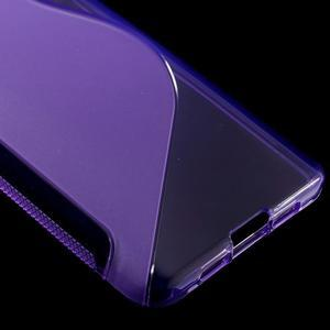 S-line gelový obal na mobil Xiaomi Mi5 - fialový - 5