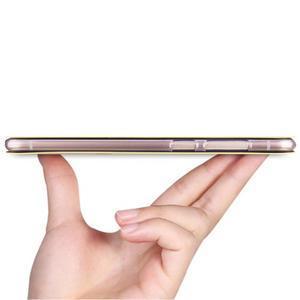 Vintage PU kožené pouzdro na Xiaomi Redmi 3 - zlaté - 5