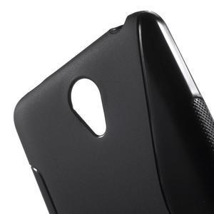 S-line gelový obal na mobil Xiaomi Redmi Note 2 - černý - 5