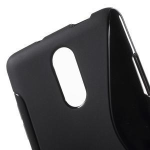 S-line gelový obal na Xiaomi Redmi Note 3 - černý - 5
