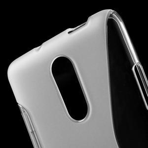S-line gelový obal na Xiaomi Redmi Note 3 - transparentní - 5