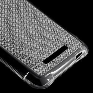 Diamonds gelový obal na Xiaomi Redmi Note 3 - transparentní - 5