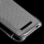 Diamonds gelový obal na Xiaomi Redmi Note 3 - transparentní - 5/5