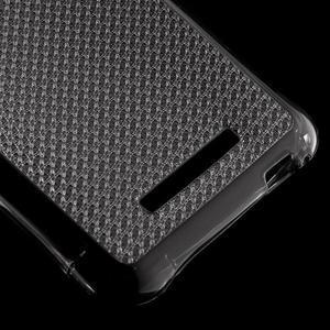 Diamonds gelový obal na Xiaomi Redmi Note 3 - šedý - 5