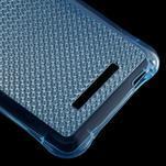 Diamonds gelový obal na Xiaomi Redmi Note 3 - modrý - 5/5
