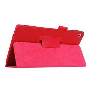 Dvoupolohové pouzdro na tablet Lenovo Tab 2 A7-20 - červené - 5