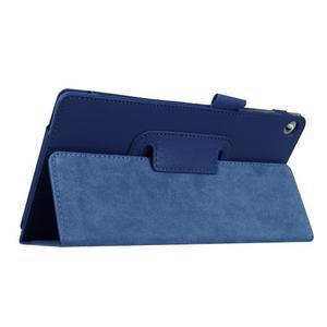 Dvoupolohové pouzdro na tablet Lenovo Tab 2 A7-20 - tmavěmodré - 5