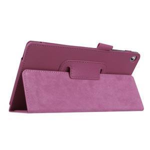 Dvoupolohové pouzdro na tablet Lenovo Tab 2 A7-20 - fialové - 5