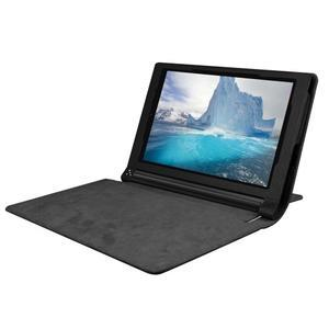 Safe PU kožené pouzdro na tablet Lenovo Yoga Tab 3 8.0 - černé - 5
