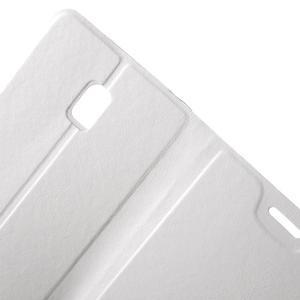 Horse peněženkové pouzdro na Lenovo Vibe P1 - bílé - 5