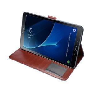 Jeans pouzdro na tablet Samsung Galaxy Tab A 10.1 (2016) - světlemodré - 5