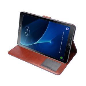 Jeans pouzdro na tablet Samsung Galaxy Tab A 10.1 (2016) - tmavěmodré - 5