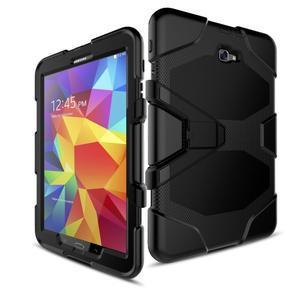 Armory 3v1 odolný obal na tablet Samsung Galaxy Tab A 10.1 (2016) - černý - 5