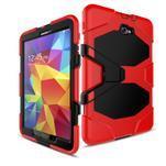 Armory 3v1 odolný obal na tablet Samsung Galaxy Tab A 10.1 (2016) - červený - 5/7