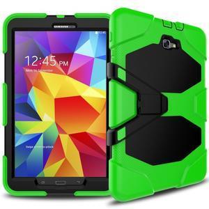Armory 3v1 odolný obal na tablet Samsung Galaxy Tab A 10.1 (2016) - zelený - 5