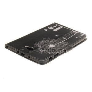 Closy PU kožené pouzdro na Samsung Galaxy Tab A 10.1 (2016) - láska - 5