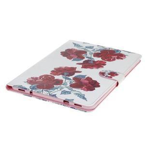 Emotive pouzdro na tablet Samsung Galaxy Tab S2 9.7 - květiny - 5
